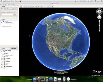 Ecco qualche consiglio su come installare Google Earth su Ubuntu 10.10