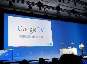 TV & Web = Google TV