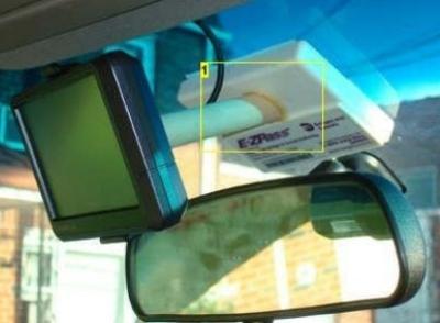 Fai da te GPS + EZPass (telepass) per la Toyota Seinna