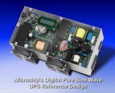 Progetto di riferimento di un gruppo di continuità (UPS) con onda sinusoidale pura digitale