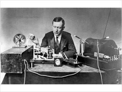 Marconi prima del NOBEL