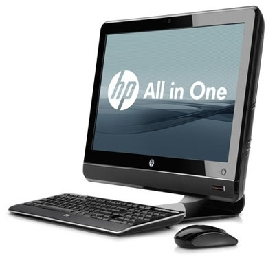 Desktop all-in-one HP Compaq 6000Pro