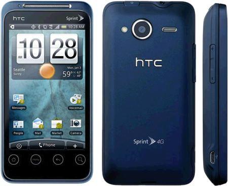 Smartphone Android: HTC EVO Shift 4G è il nuovo smartphone Android
