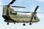 Chinook RAF