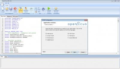 Openpicus IDE 2.0