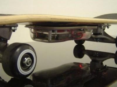 Skate sonico
