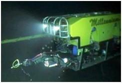 Robot Sottomarino