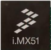 i.MX51 - la famiglia di processori di applicazioni della Freescale