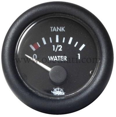 Indicatore di livello dell'acqua - schema elettrico