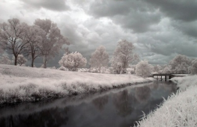 fotocamera ad infrarossi DIY