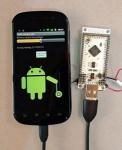 I/O android con arduino