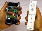 iPhone e Wiimote