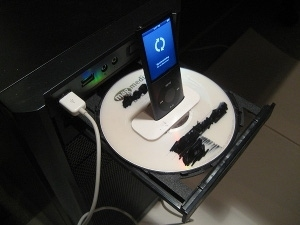 Fai da te: docking station per l'iPod dal vecchio DVD