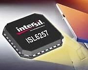 Controllore per caricabatterie altamente integrato per accumulatore litio-polimero - ISL6257