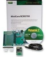Kit di sviluppo Rabbit RCM5700 e modulo MiniCore RCM5700