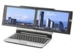 Kohjinsha inventa il primo netbook con due schermi lcd