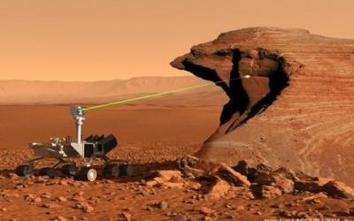 Il laser per vaporizzare i materiali resistenti: arriva la tecnologia LIBS