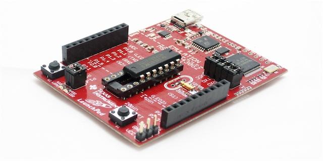 Launchpad TI MSP430