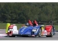Oreca automobile con OLED