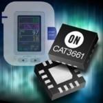 Il led a bassa potenza CAT3661 funziona con una corrente massima di 5 mA