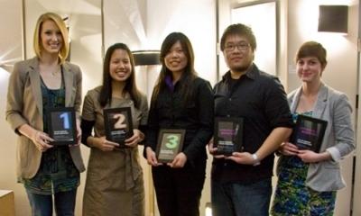 studenti vincitori del concorso