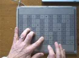 touchpad musicale