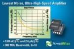 LMH6629 amplificatore basso rumore