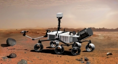 Rover Mars Curiosity