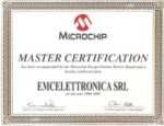 Microchip Design Partner Master Certification