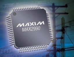 Scrivere uno standard di settore EEPROM (24C04) usando l'interfaccia I2C dell'MAX2990
