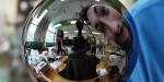 La sfera di silicio 28 pesante 1 Kg