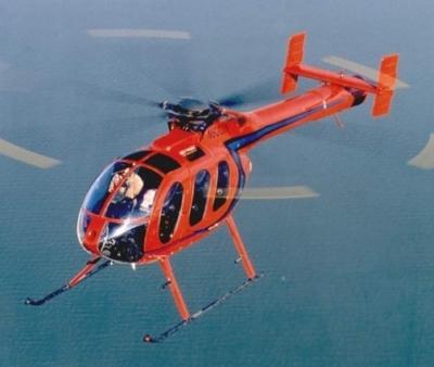 Elicottero MD600