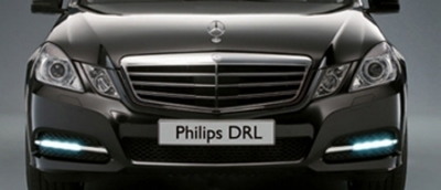 mercedes-benz serie E con lumileds philips.jpg