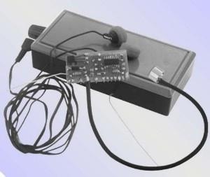 Microspia UHF professionale