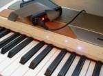 MIDI piano instructor per imparare a suonare il pianoforte da soli