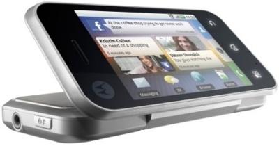 Motorola BackFlip con OS Linux/Android