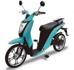 scooter a emissioni zero