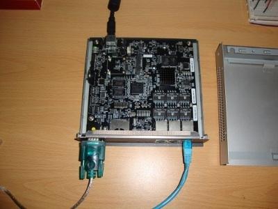 MPC8308-RDB piattaforma di riferimento della Freescale - Recensione