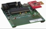 MRF24J40, Utility per i radio-driver montato sulla development board PICDEM™Z.jpg