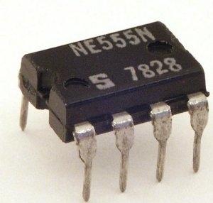 NE555 timer singolo datasheet