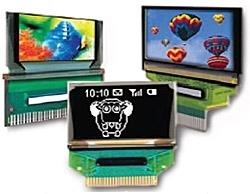 schermi OLEd per applicazioni industriali