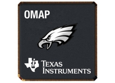 eagle omap texas instruments