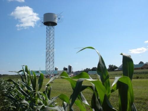 Optiwind energia eolica anche senza vento.