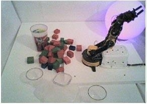 Orbduino: Controllare il braccio robotizzato attraverso internet utilizzando Arduino