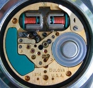 Orologio Da Polso elettronico Accutron 214