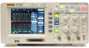 Rassegna sugli oscilloscopi Rigol DS1052E