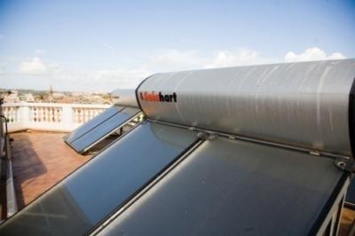 Pannelli solari: dall'inghilterra all'Italia