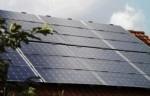 pannelli fotovoltaici con struttura in alluminio