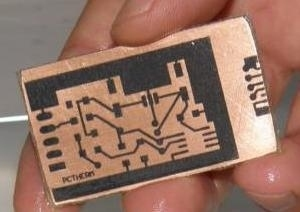 pcb circuito stampato fai da te diy
