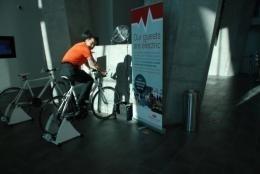 pedale per fare energia